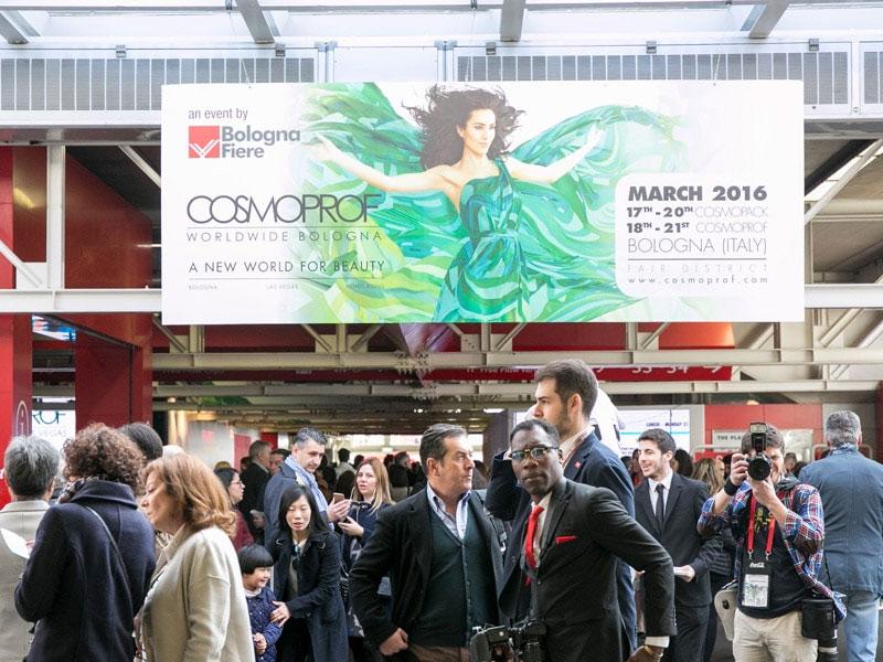 COSMOPROF: A Bologna dal 18 al 21 marzo
