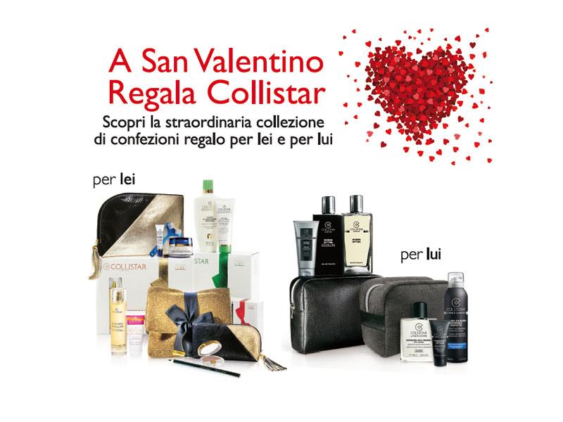 """Collistar:offerte speciali per festeggiare S.Valentino in """"bellezza""""!"""