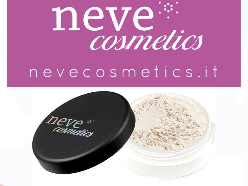 Anteprima:Cipria Nude e ombretto White Bunny By Neve Cosmetics