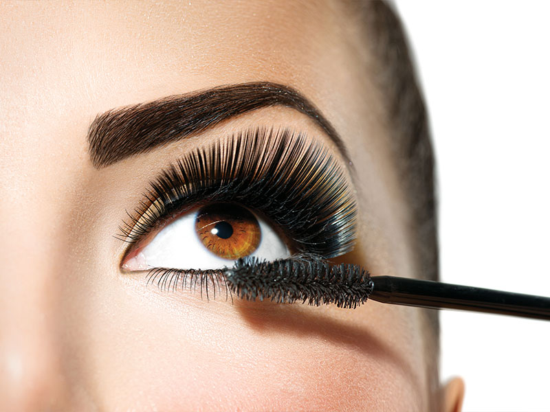 Tutorial: Mascara con le fibre fatto in casa