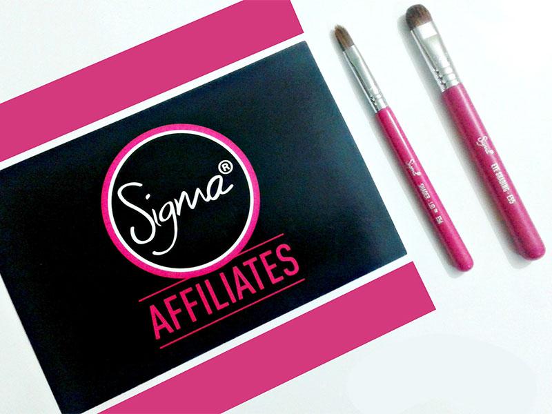 Sigma Beauty Affiliate Program: Come funziona?