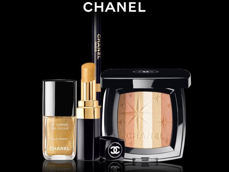 Las Vegas de Chanel : La celebrazione dell'oro