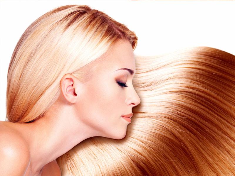 aceto per capelli