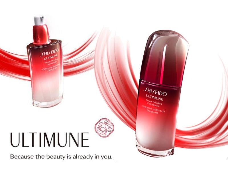 PROMO: Ultimune Shiseido su Sabbioni.it