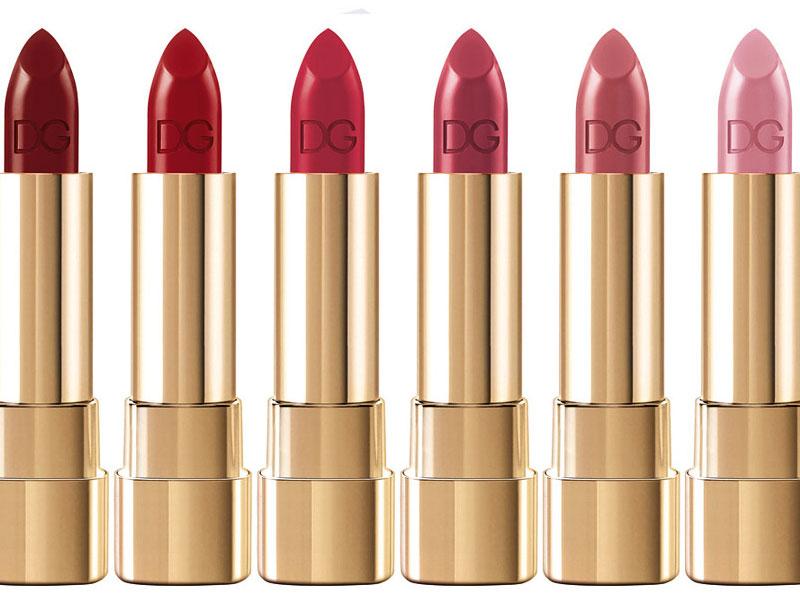 Un regalo per voi: Vinci Classic Cream Lipstick D&G