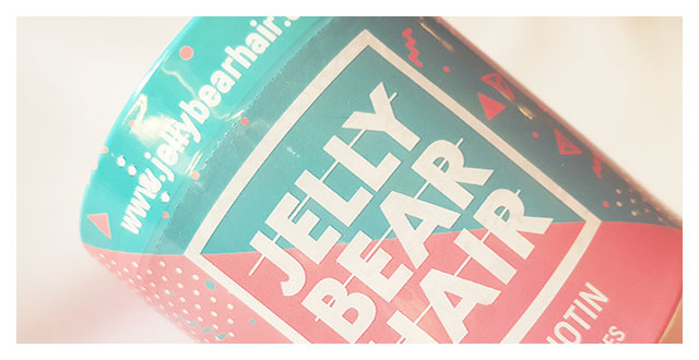 FIRST IMPRESSION: Jelly Bear Hair, integratore per capelli