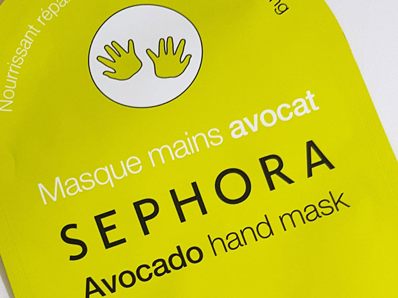 REVIEW: Maschera mani nutriente Avocado – SEPHORA