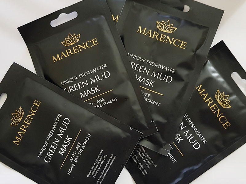 PREVIEW: Green Mud Skincare – MARENCE