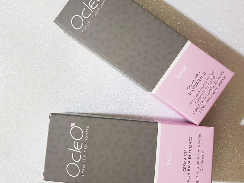 OCLEO' Referenze viso e corpo con bava di lumaca: caratteristiche, anteprima