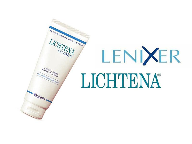 Lichtena Lenixer Crema corpo