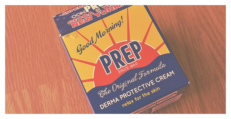 Prep Crema Dermoprotettiva