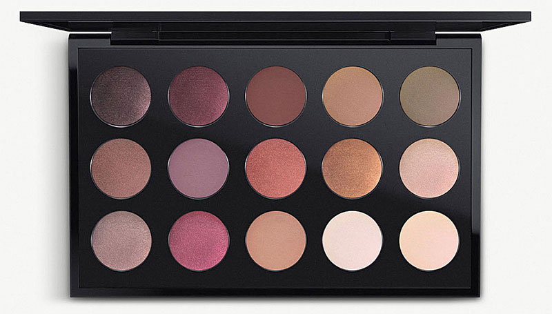 Palette Mac X Terry Barber