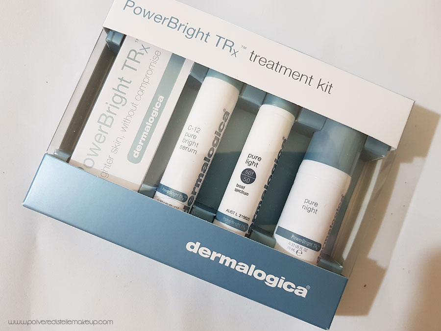 Dermatologica PowerBright TRx Skin Kit