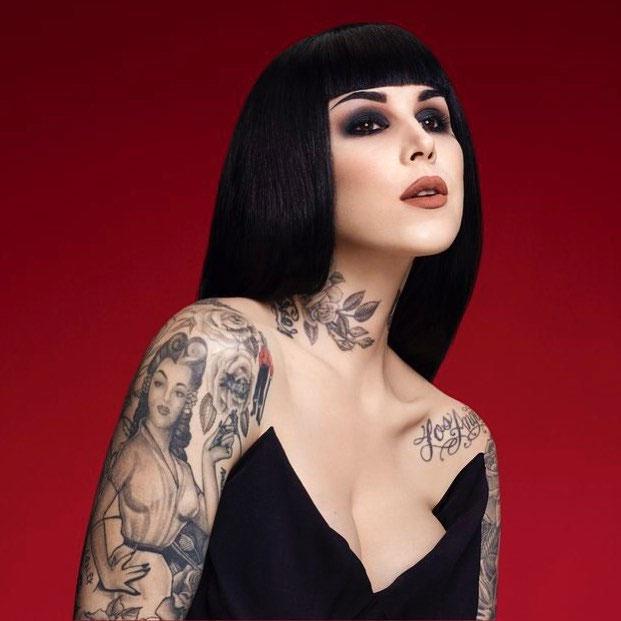Kat Von D eyeliner