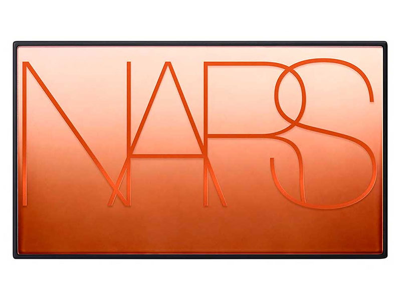 NARS Atomic Blonde packaging