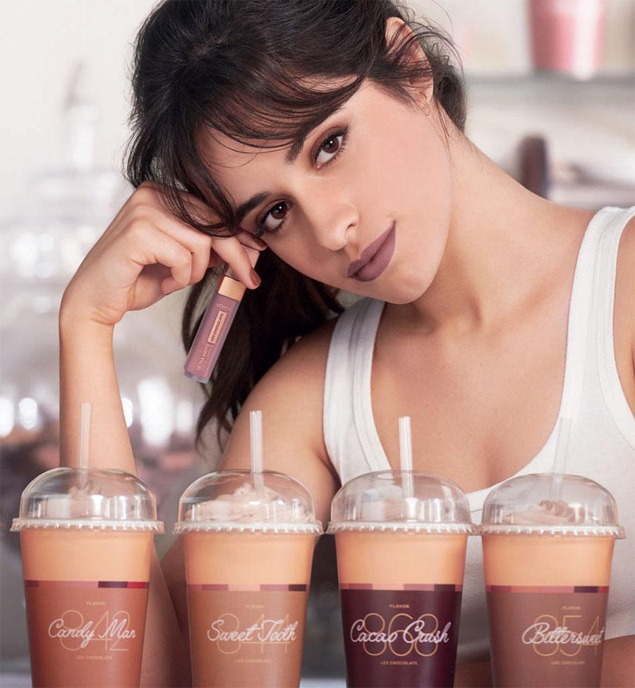 Les Chocolates L'Oréal rossetti