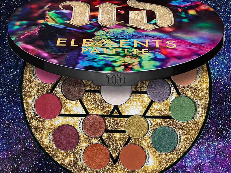 Urban Decay Elements Eyeshadow Palette | anteprima, foto