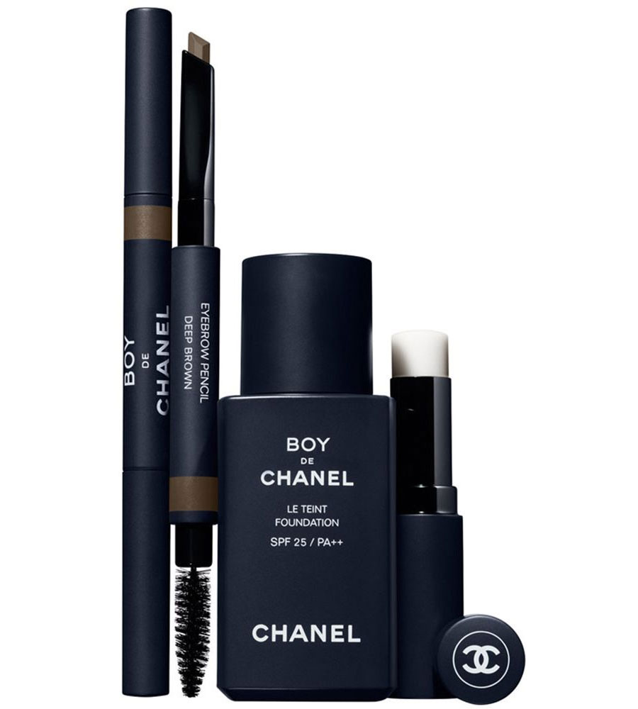 Boy De Chanel collezione make up maschile
