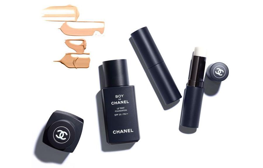 Chanel collezione trucco uomo