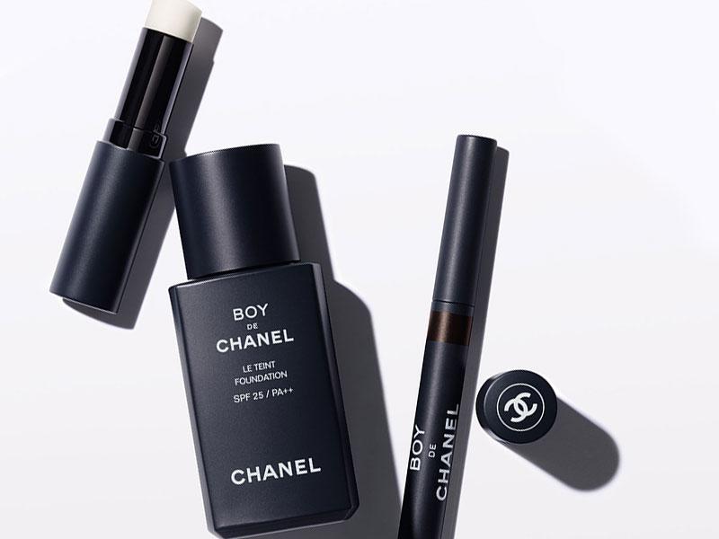 Boy De CHANEL | collezione make up maschile