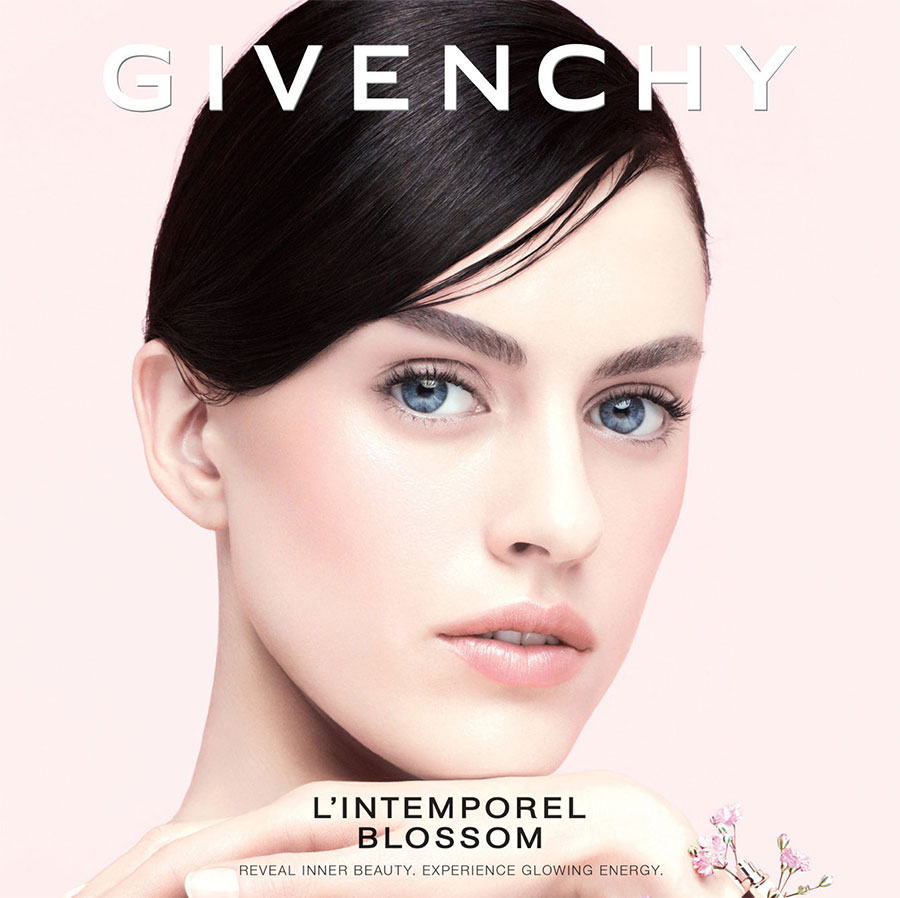 Givenchy L'intemporel Blossom skincare viso