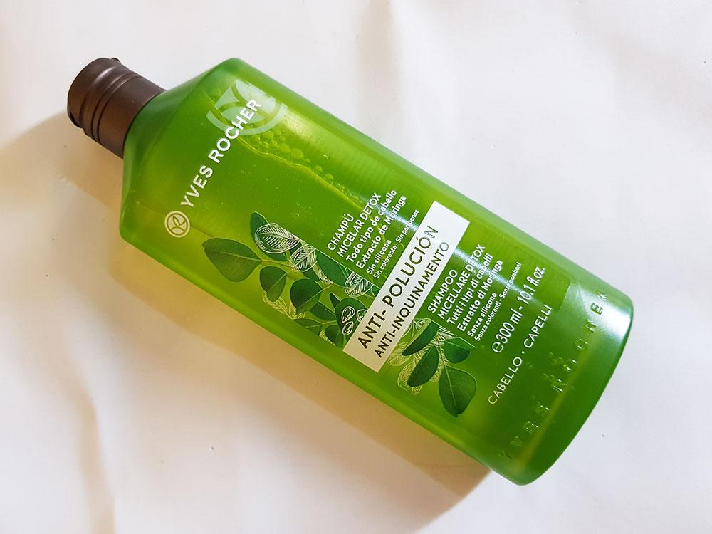 Yves Rocher Shampoo Micellare Detox
