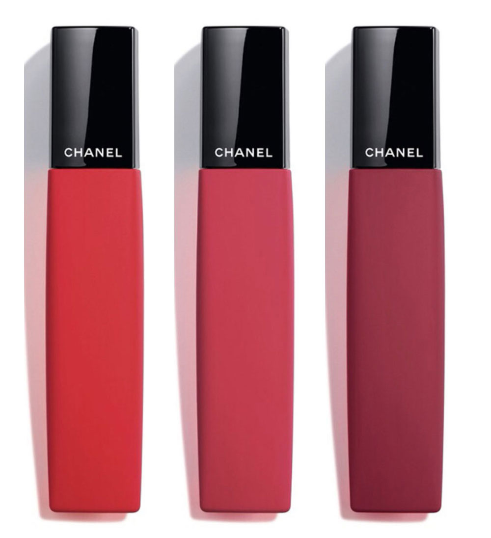 Chanel Rouge Allure Liquid Powder Matte Lipstick shades