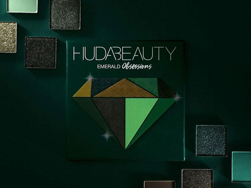 Preciuous Stones Palette Huda Beauty