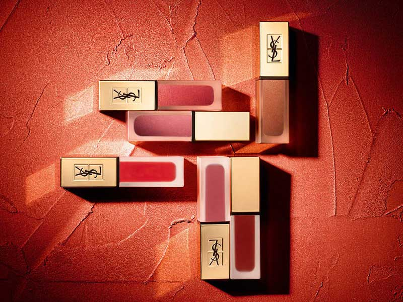 YSL Tatouage Couture Metallics Collector rossetto liquido metallizzato