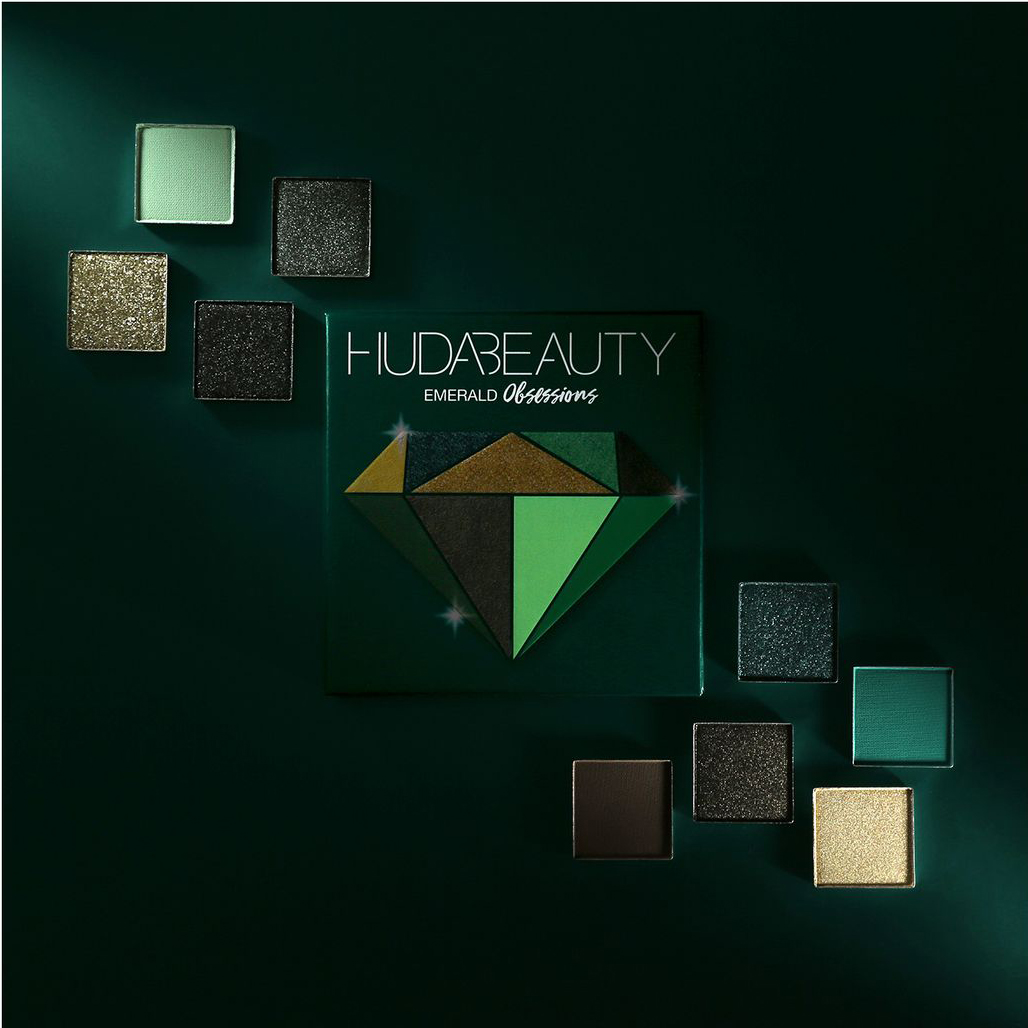 Huda Beauty Obsession Palette occhi