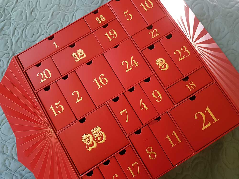 Calendar Advent Lookfantastic