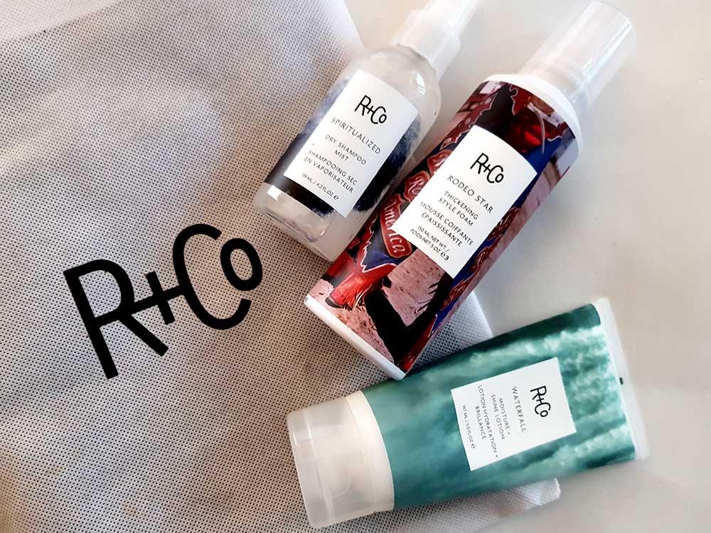 Prodotti per capelli R+Co
