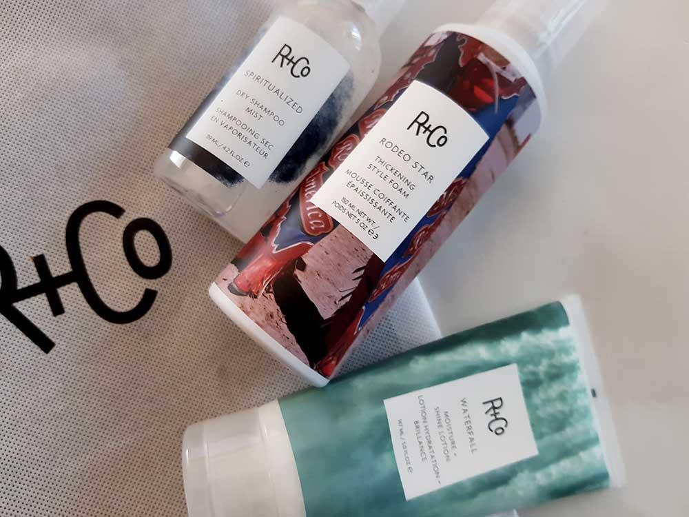 Prodotti professionali per capelli R+Co