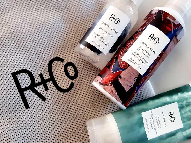 R+Co nuovi prodotti styling capelli | anteprima, prezzo, dove comprare