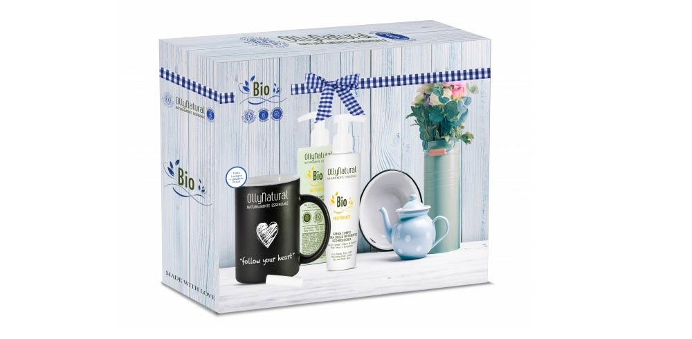 Cofanetto regalo Best Tea Time OllyNatural