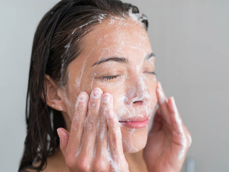 Detergente per il viso: una scelta importante per la tua pelle