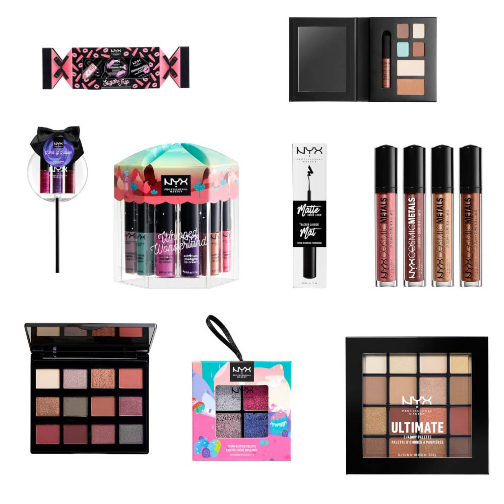 Lookfantastic Black Friday Nyx