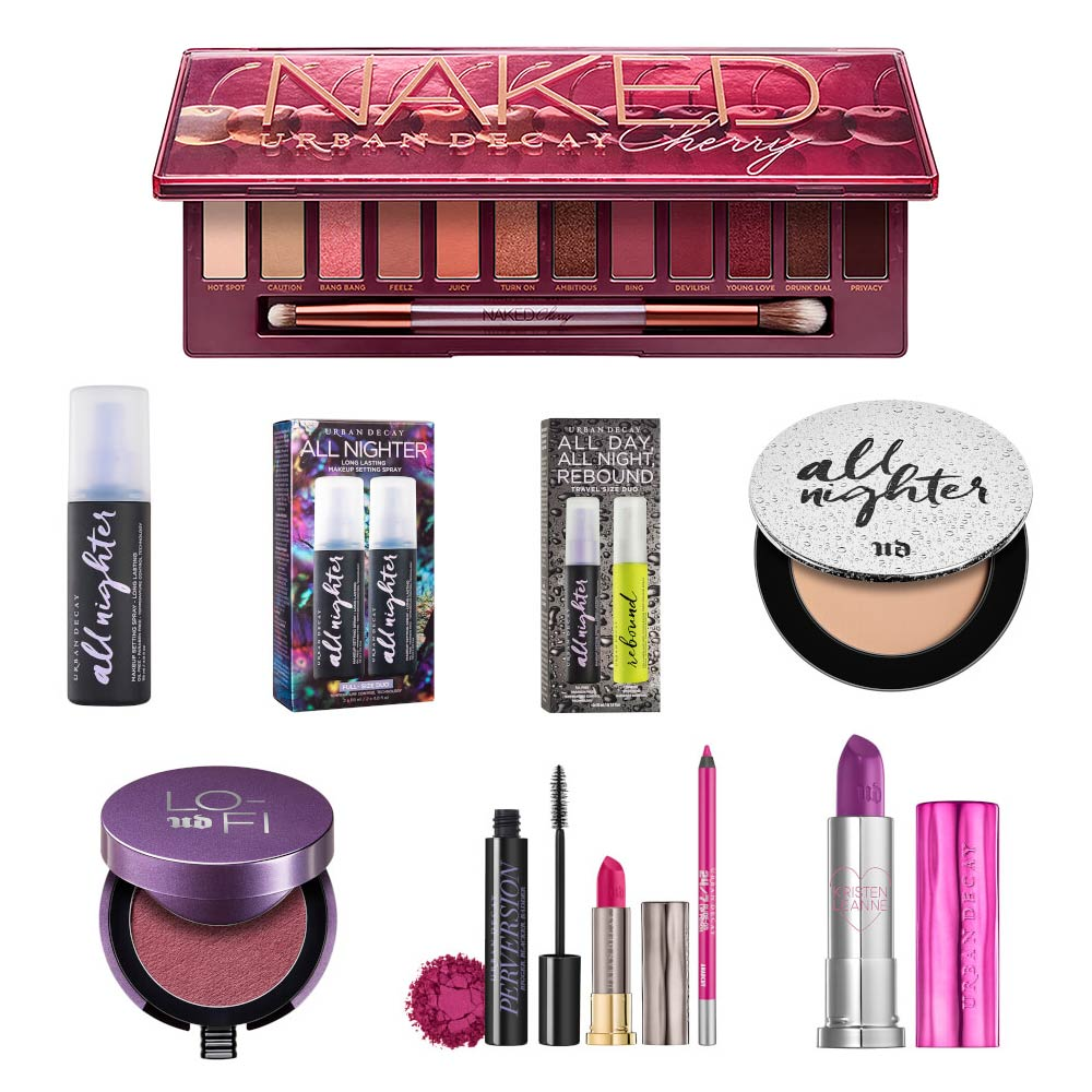 Lookfantastic Black Friday Urban Decay