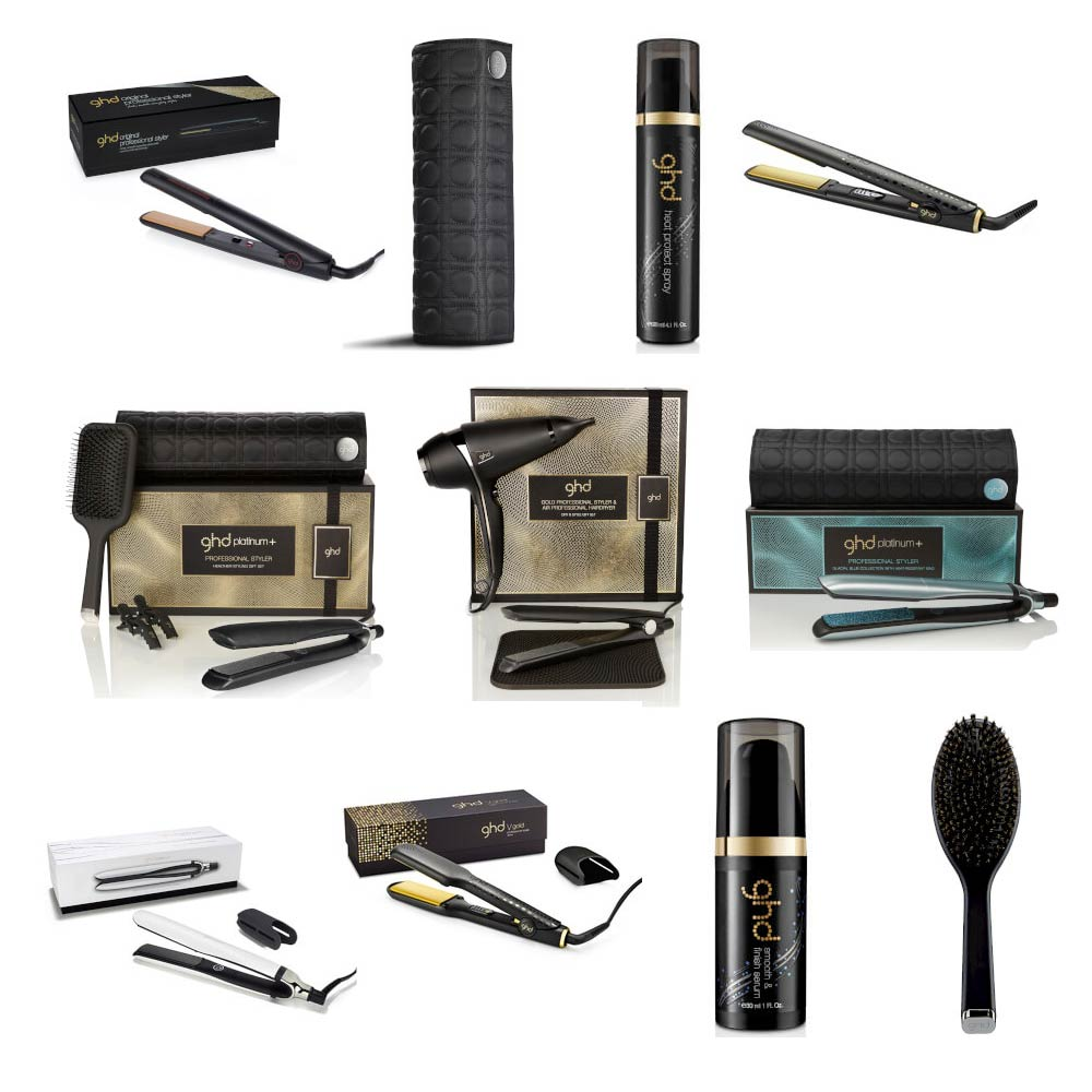 Lookfantastic Black Friday GHD