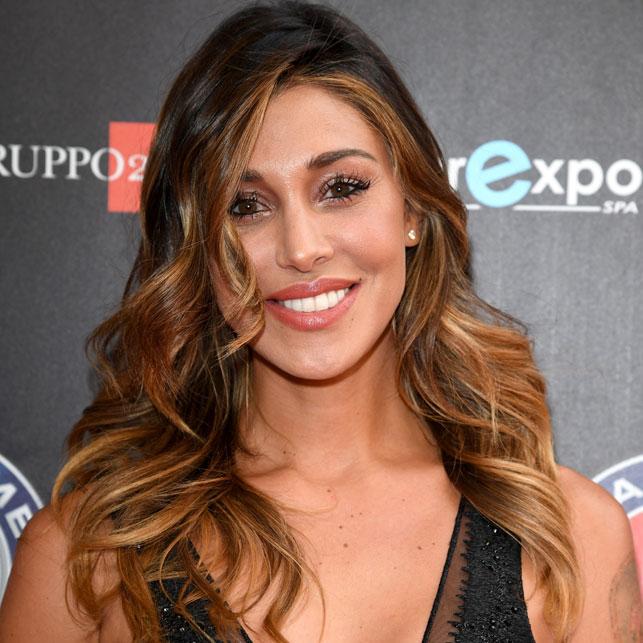 Belen Rodriguez sorriso