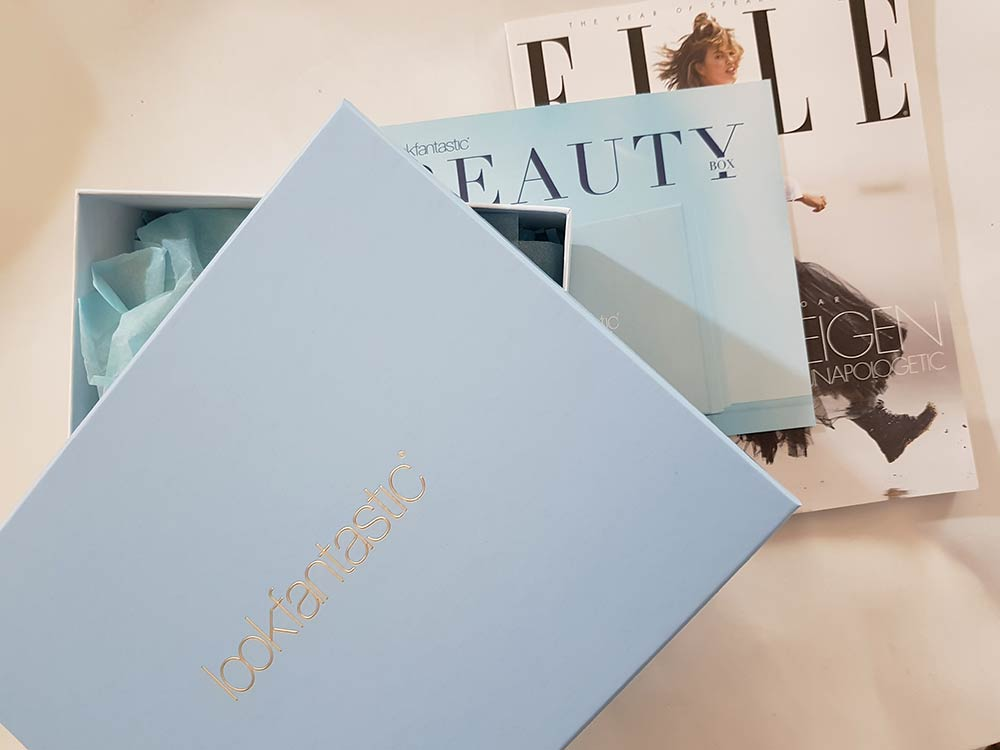 Lookfantastic Beauty Box Gennaio 2019 Clean Beauty