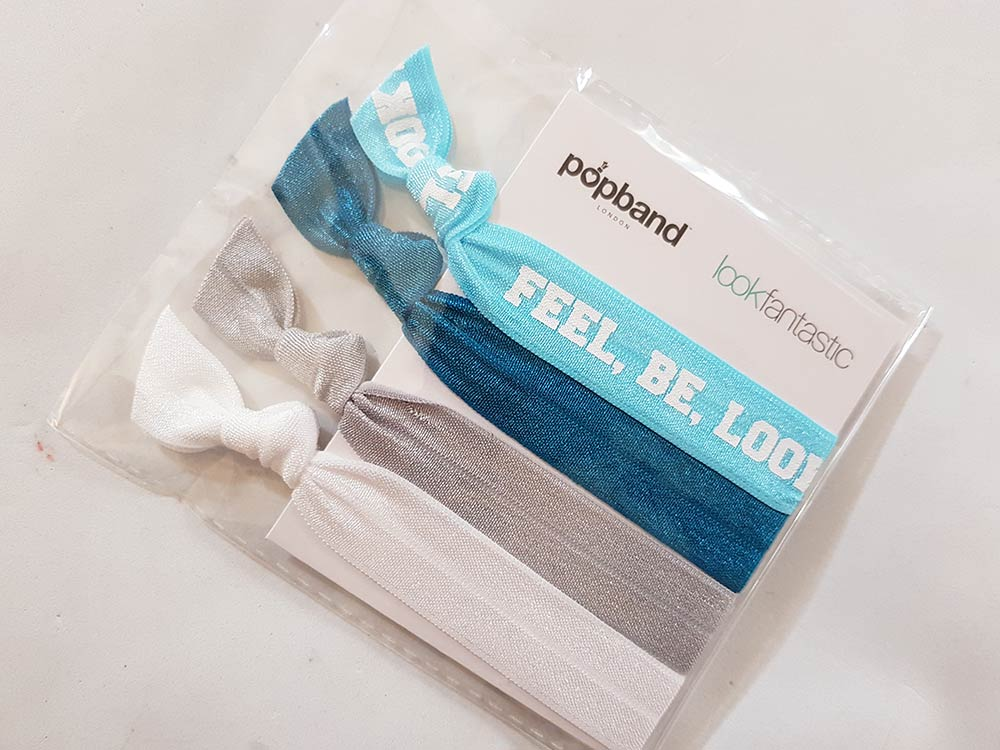 Elastici per capelli Popband Active Hair Ties