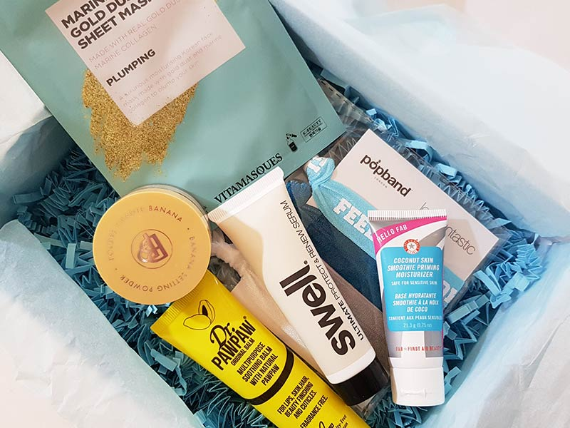 Lookfantastic Beauty Box Clean Beauty | Gennaio 2019