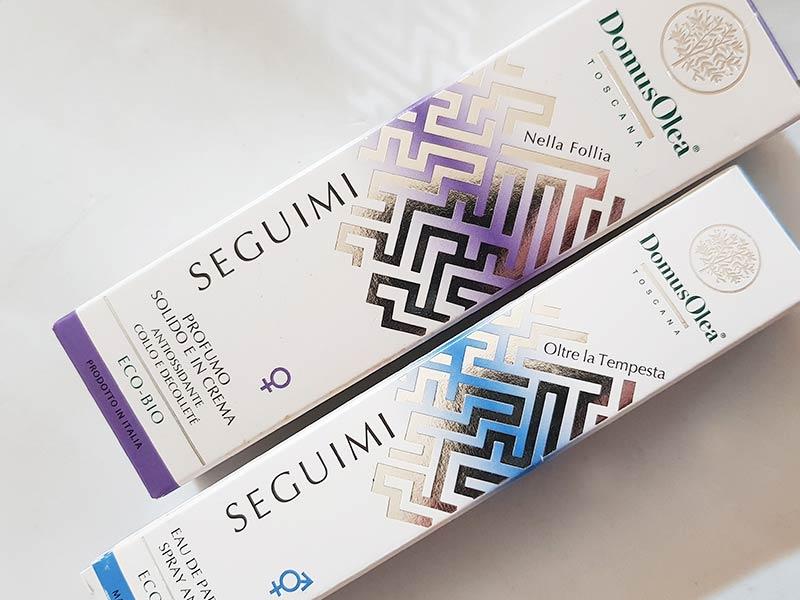 Domus Olea Toscana SEGUIMI | Profumi bio antiossidanti