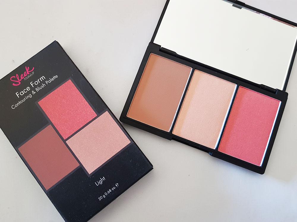 Face Form Palette Sleek MakeUp