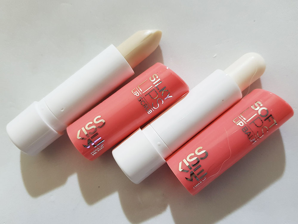 Scrub e balsamo labbra KissMe Makeup
