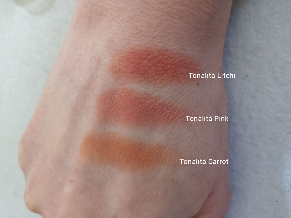 Lip To Cheek PuroBIO swatches