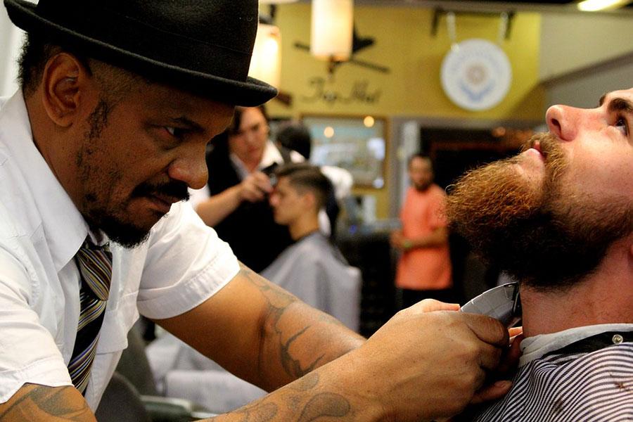 Prendersi cura della barba