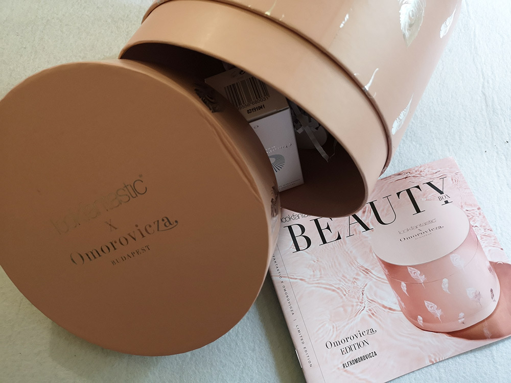 Beauty Box Lookfantastic X Omorovicza