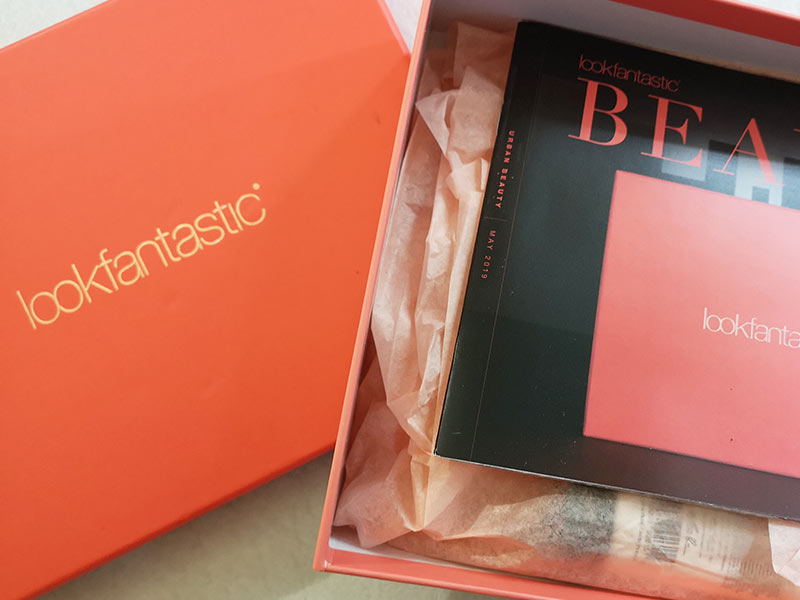 Beauty Box Lookfantastic Maggio Urban Beauty | Opinioni